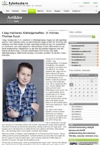 131103 Innlegg Thomas_Sykehusbarn